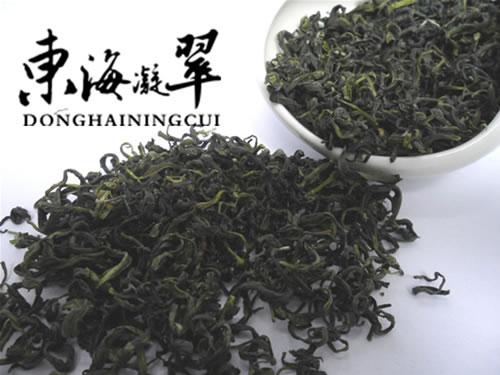 """""""日照绿茶干茶"""""""